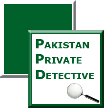 Private Detective Pakistan